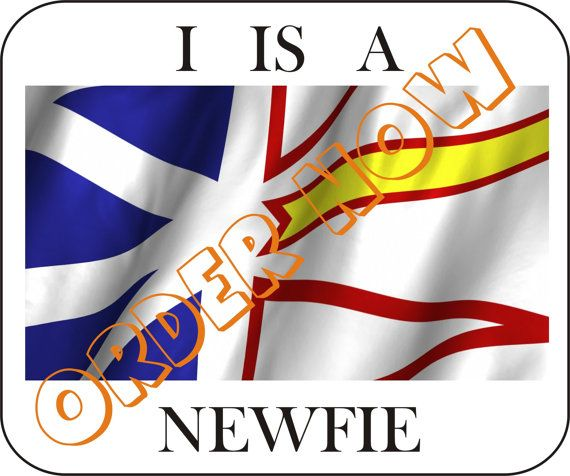I is a #Newfie DIY printable pdf iron on by Aluminumguy, $5.00