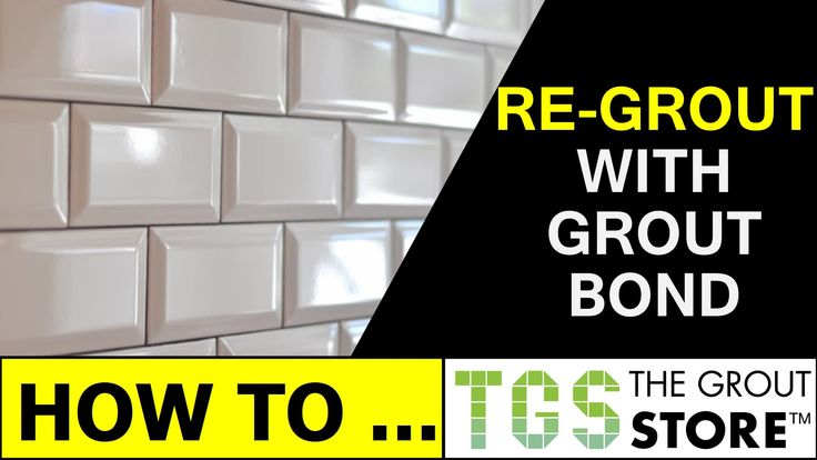 Repair damaged silicone and caulk with waterproof grout http://www.thegroutstore.com