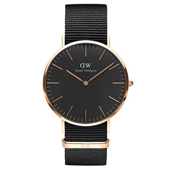 Compre 2017 De Marca De Lujo DanielWellington Hombre Reloj