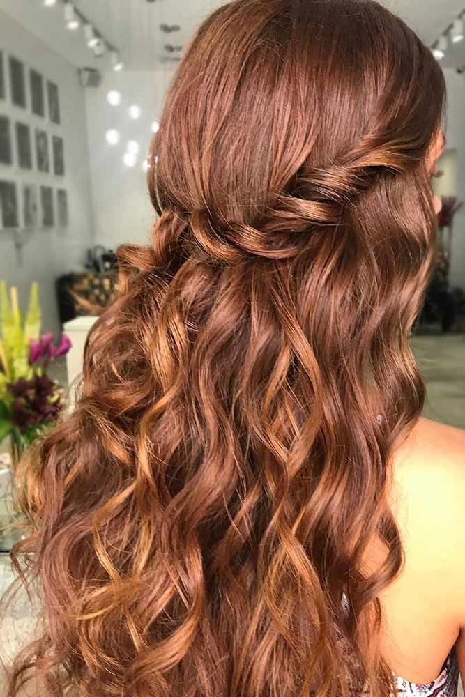 Trendy Hair Color Copper Light Chestnut Brown Hair Brownhair