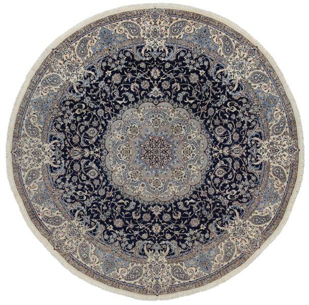 tappeti persiani blu Tappeto persiano NAIN in lana- Cerca con ...