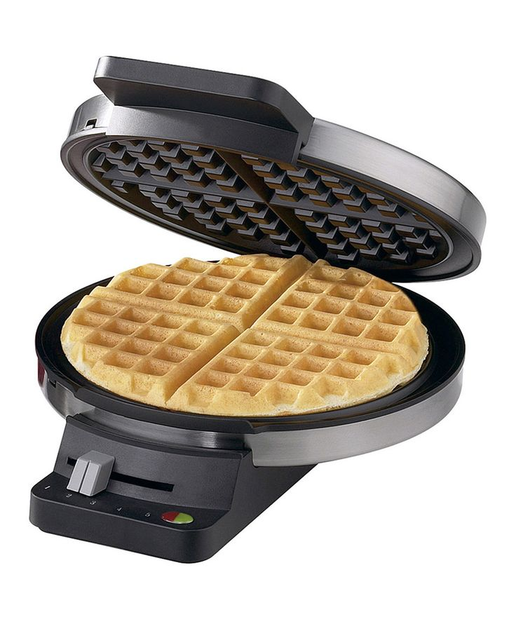Look what I found on #zulily! Cuisinart Classic Nonstick Round Waffle Maker by Cuisinart #zulilyfinds