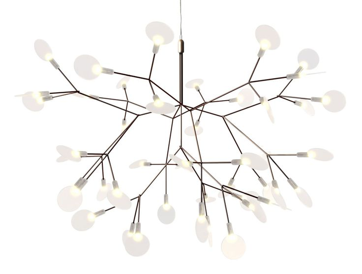2014 heracleum lamp by moooi dutch lighting buy moooi lamp heracleum ii by pot and moooi suspension lights in copper or nickel view technical information