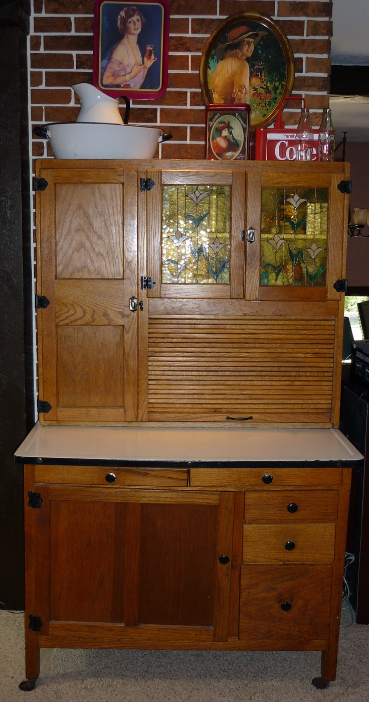 Best 1000 Images About Hoosiers Bakers Cabinets On Pinterest 400 x 300