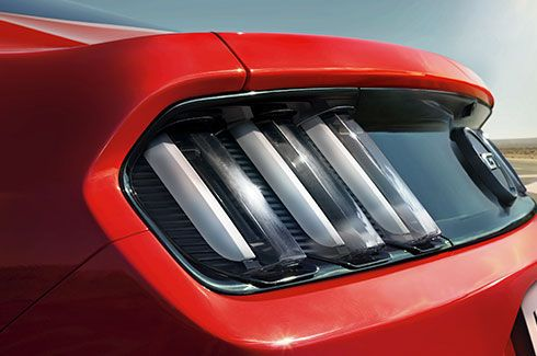 Mustang GT LED Tail Lamps