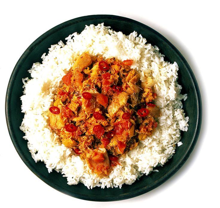 Somalisk krabbgryta | Recept.nu