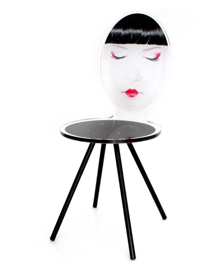 Asian Chair - Madame MISAKI