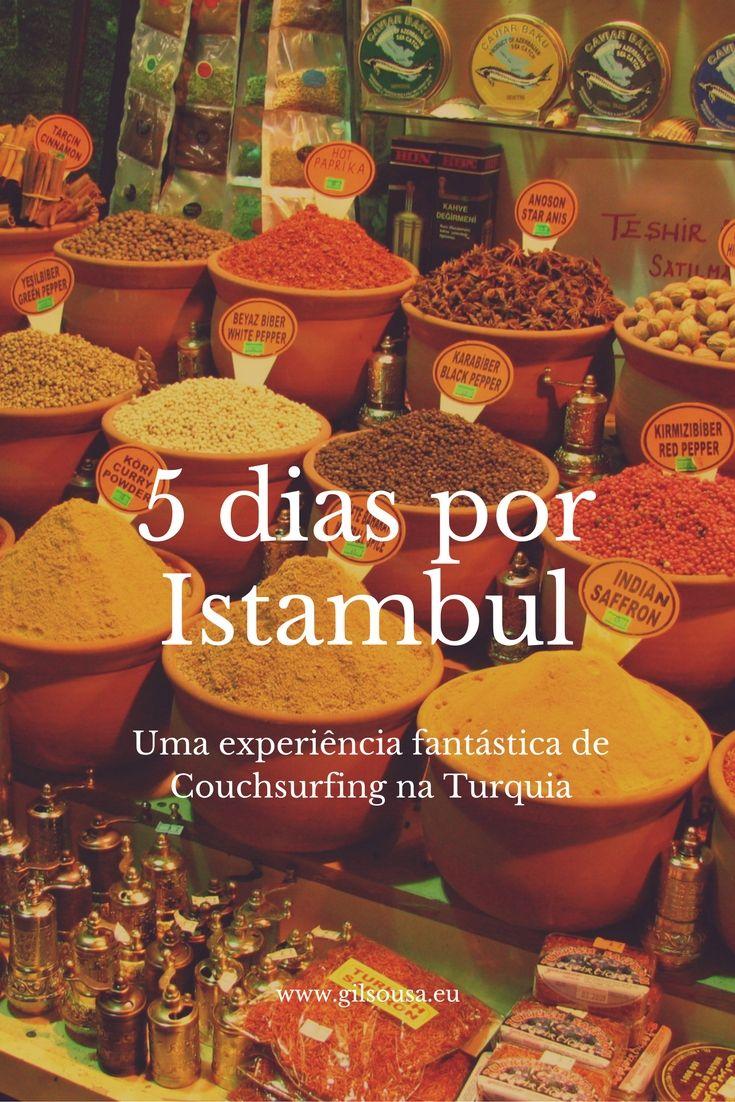 Um passeio de 5 dias por #Istambul                                                                                                                                                                                 Mais