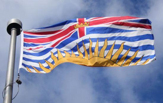 Provincial Flag_of_British_Columbia