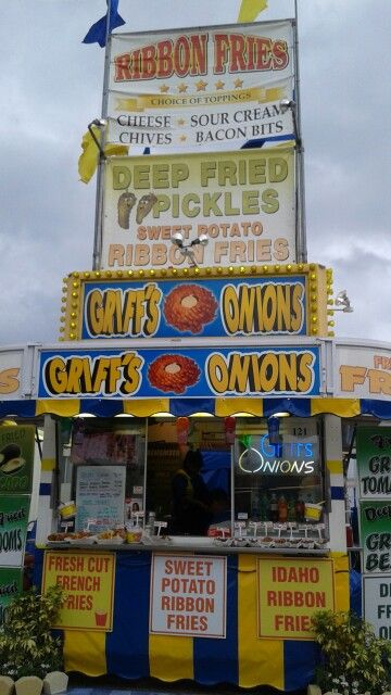 South florida fair  food