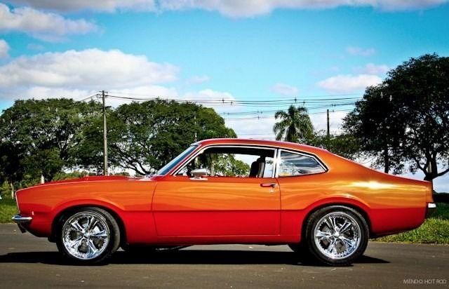 Ford Maverick 1974 - V8 347 Preparado - Ano 1974 - 1000 km - em Mercado Livre