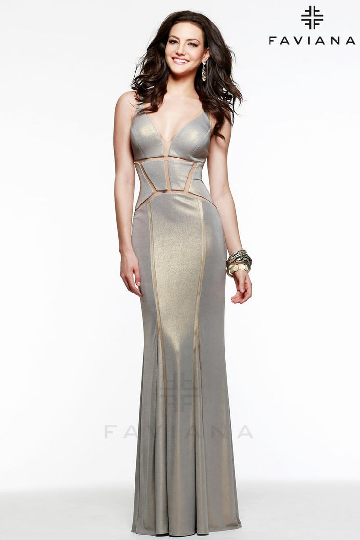 40 best Faviana 2015 images on Pinterest | Party wear dresses ...