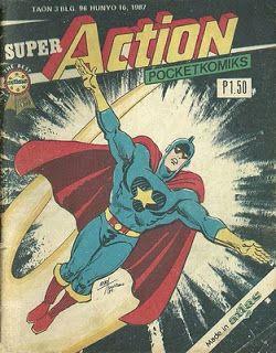 Pinoy Superheroes Universe: Kapitan Aksiyon