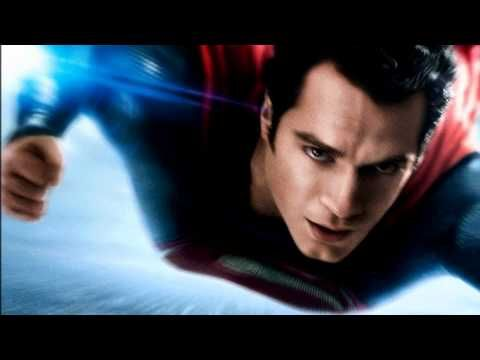 Man of Steel Official OST - Superman Theme by Hans Zimmer (HQ) - YouTube