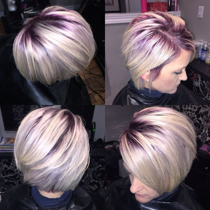 hair with roots styles purple root shadowing hair hair 3460