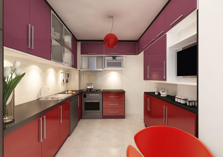 #kitchen #furniture #house #design #interior #mutfak