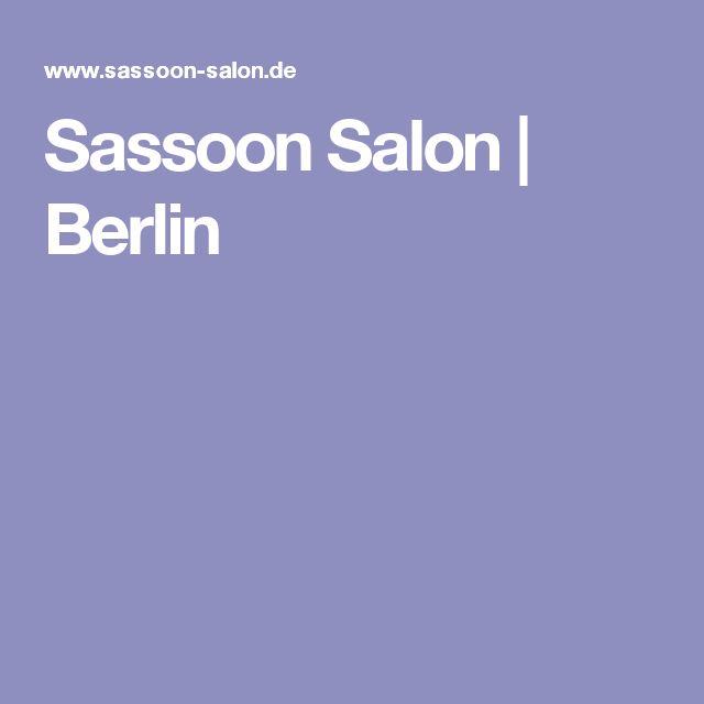 Sassoon Salon | Berlin