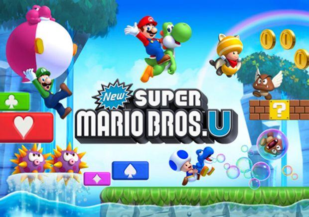 New Super Mario Bros U (Nintendo)