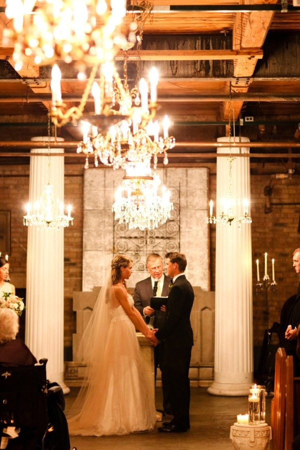 Salvage One Wedding By Shane Welch Photography