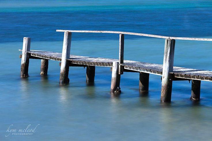 Merimbula old jetty - Kym McLeod