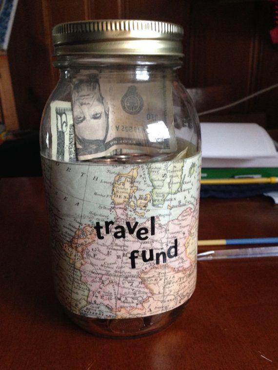 17 Best Ideas About Money Jars On Pinterest Jars Travel