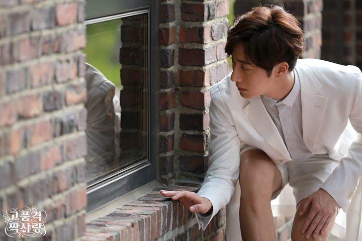 "Jung Il-Woo as Choi Se-Hoon - ""High End Crush"" - 고품격짝사랑"