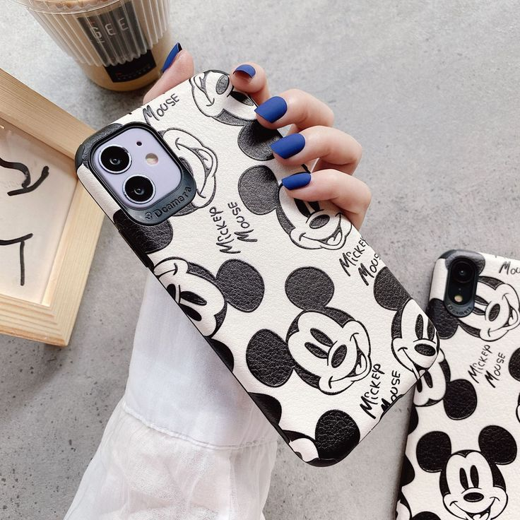 Cool Mickey Mouse Design iPhone Case in 2021 | Art iphone ...
