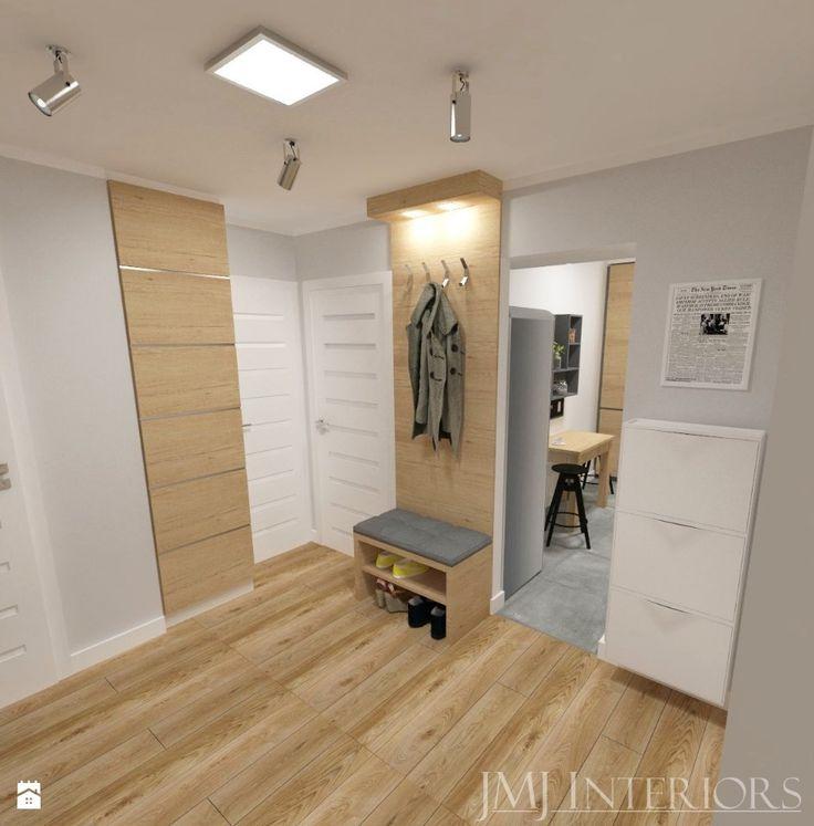 Hol / Przedpokój styl Nowoczesny - zdjęcie od JMJ Interiors - Hol / Przedpokój - Styl Nowoczesny - JMJ Interiors