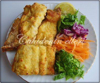 Balık yemekleri | Cahide Sultan بسم الله الرحمن الرحيم