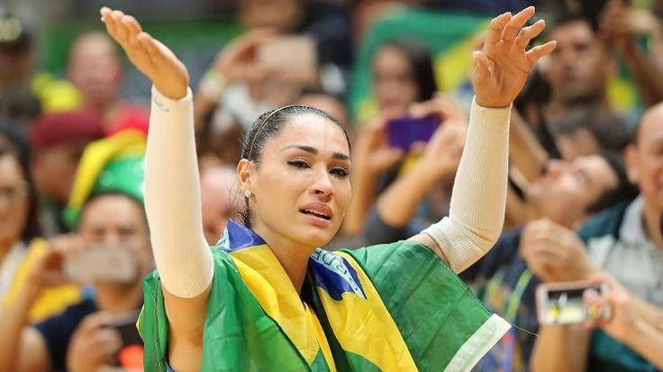 Vôlei nas Olimpíadas: Geração dourada do vôlei feminino perto do fim