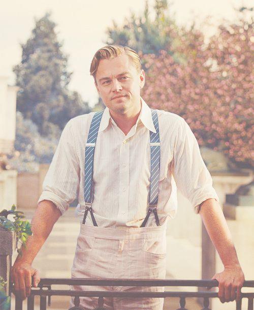 """Leonardo DiCaprio in """"The Great Gatsby"""" (2013)"""
