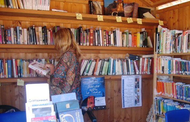 Ritorna la Biblioteca di Spiaggia a Grottammare (AP)