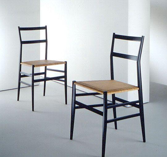Gio Ponti 'Superleggera' chair
