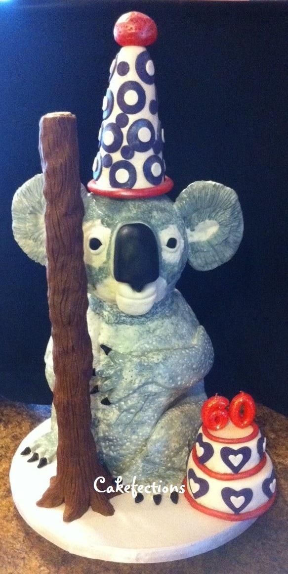 Koala Bear Cake Decorations