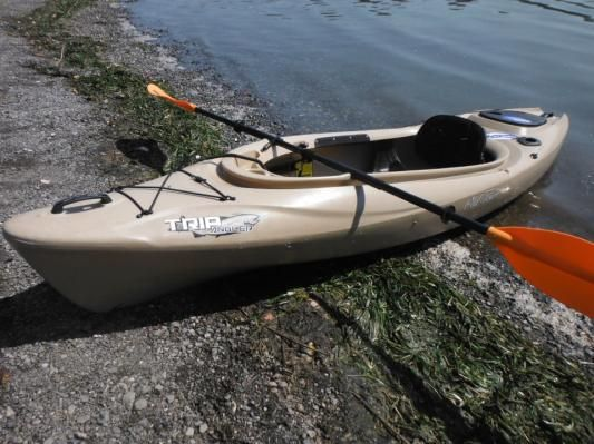 Old town vapor 10 angler kayak dick 39 s sporting goods for Dicks fishing kayak