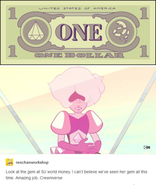 ONE DOLLAR | Steven Universe | Know Your Meme