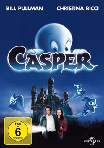 Casper [Special Edition]: Amazon.de: Christina Ricci, Bill Pullman, Cathy Moriarty, James Horner, Brad Silberling, Phil Nibbelink, Eric Arms...