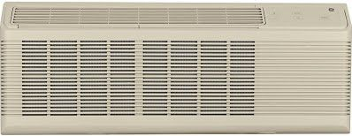 """""""Features & Benefits"""" GE AZ65H15DAB AZ65H15DAB 42"""" Zoneline Series Packaged Terminal Air Conditioner with Heat Pump, 14400 Cooling BTU, in Bisque"""