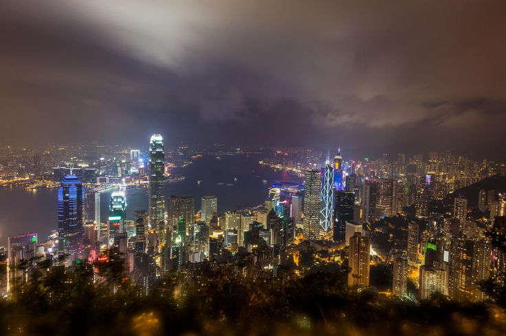 Photograph Hong Kong view retouched by Thorsten Henning on 500px