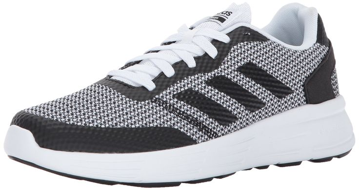 Performance Go Run Ride 7, Chaussures de Fitness Homme, Noir (Black/White), 44 EUSkechers
