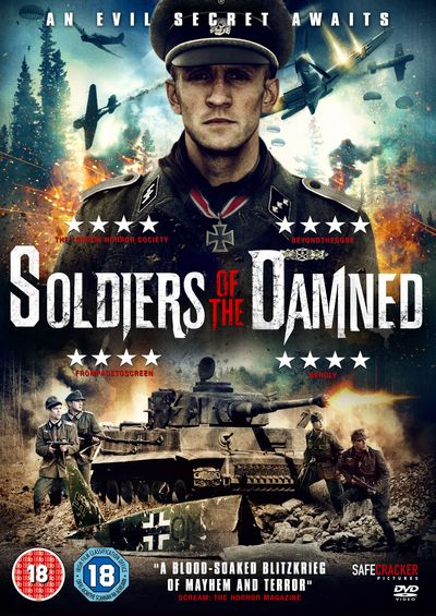 filmplakate kriegsfilme | Soldiers of the Damned : DVD | HMV Store