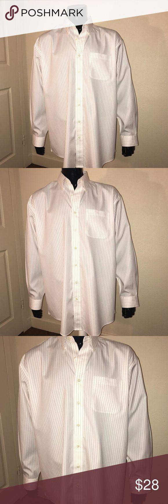 JOS.A Bank Long Sleeve Shirt! Long sleeve shirts, Long
