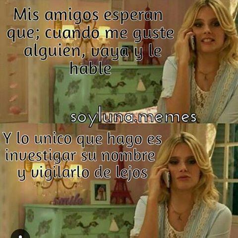 MARATON SL CHICAS 2/7 Sip!! Exacto!! y es algo megaaaa típico de todas las mujeres - L #soyluna #soylunamemes