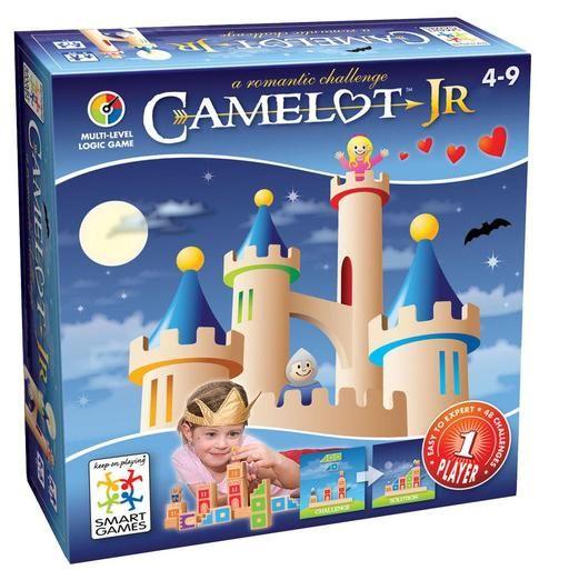 Smart Games Camelot Junior | Logic games, Best educational ...