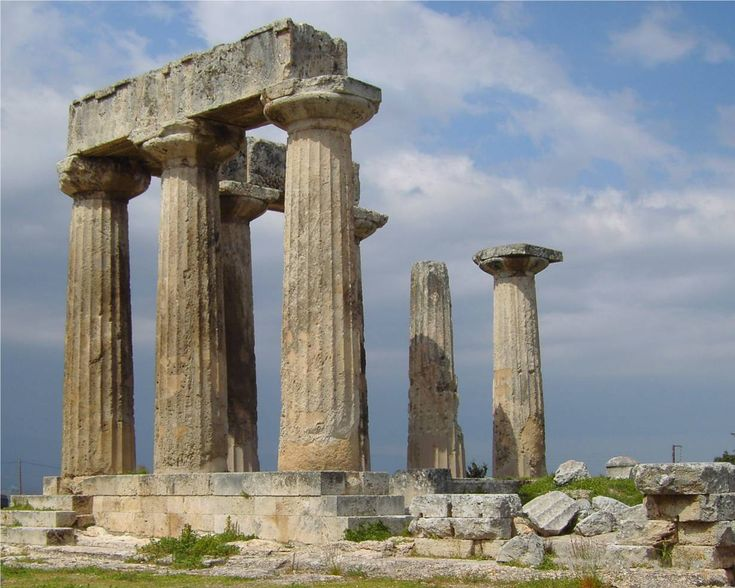 Best Images About Ancient Greek Architecture On Pinterest