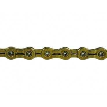 "Crupi Rhythm Titanium Hollow Pin 3/32"" Bmx Chain"
