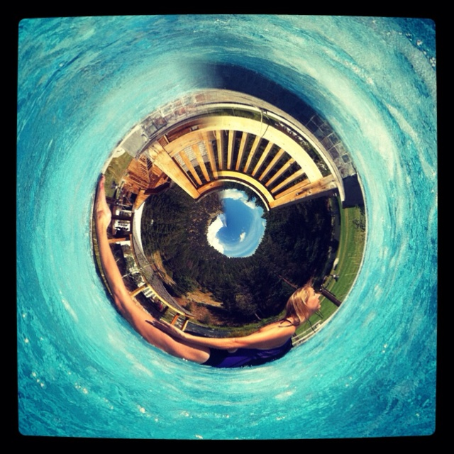 Up Tiny Planets - Pics about space