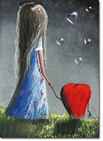 """love you, ALWAYS!"" by Shawna Erback."