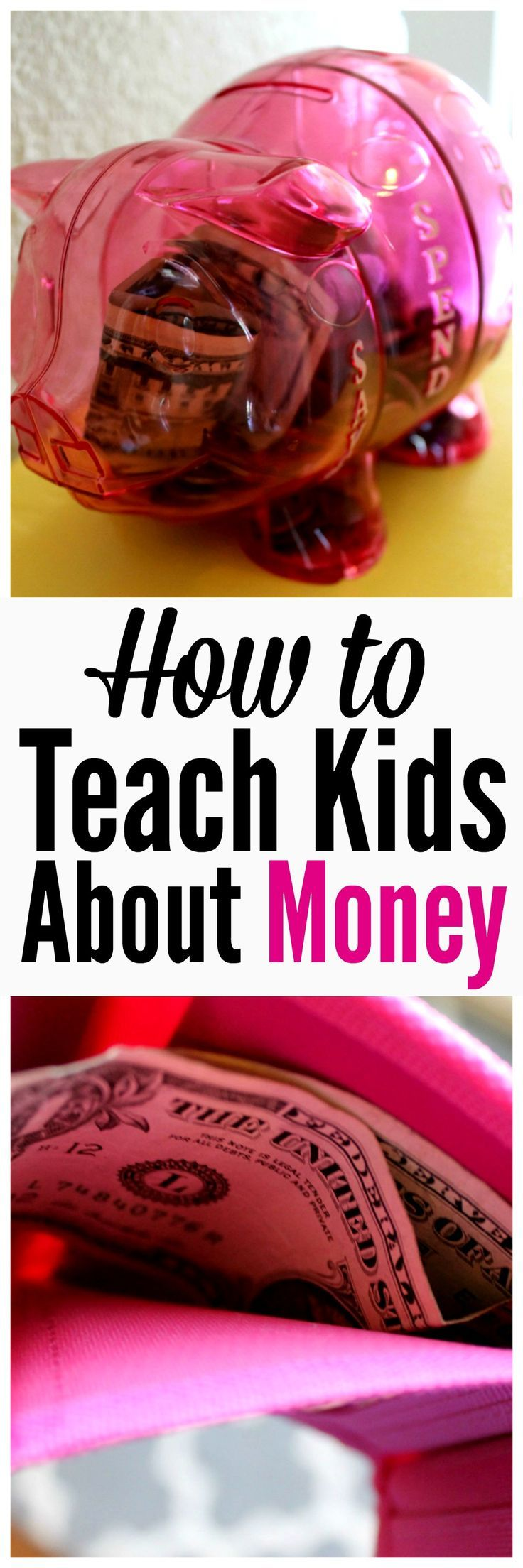 How to Teach Kids About Money | Teaching Kids About Saving Money | Piggy Banks for Kids