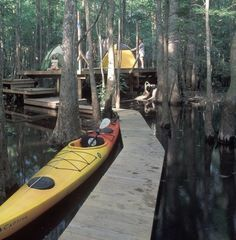 Roanoke-River-Paddle-Trail This is a camping platform--looks like a lot of fun!!